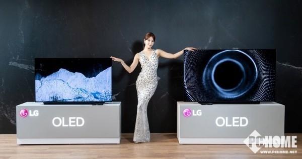 LG宣布C1G1系列OLED电视将登陆中国台湾市场