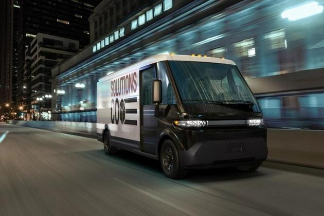 通用拓展BrightDrop品牌业务新推出两款商用零排放货车